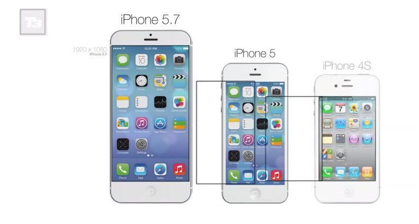 iPhone 5,7
